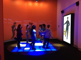 6th Graders Enjoy The Grammy Museum