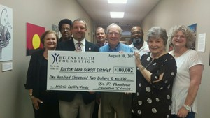 Thanks to Helena Health Foundation