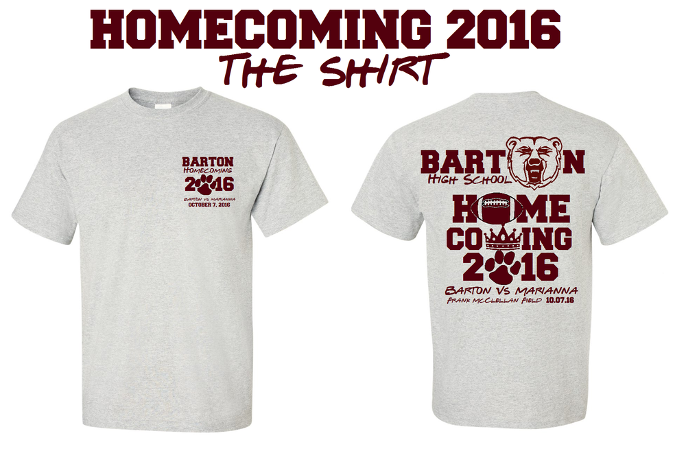 Homecoming T-Shirts