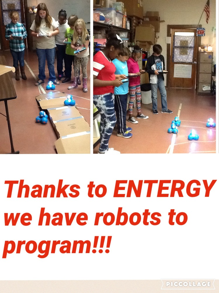THANK YOU ENTERGY!
